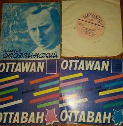 Small records