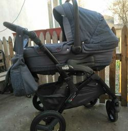 Stroller cam dinamico up 3in 1