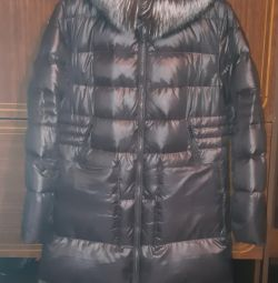 Γυναικείο παλτό, κάτω σακάκι