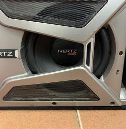 Subwoofer auto Hertz