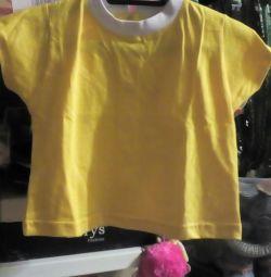 Νέα μπλούζα για κορίτσια 100% βαμβάκι