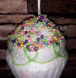 Διακόσμηση κέικ