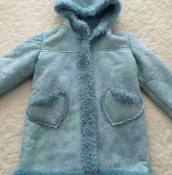 Sheepskin coat 116 r
