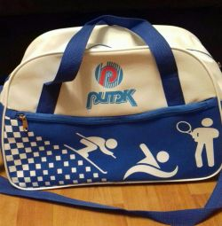 New bag for sports children
