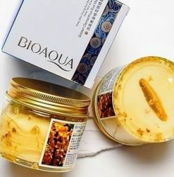 Eye patch with osmanthus Bioaqua