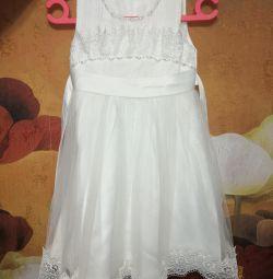 Children's evening dress