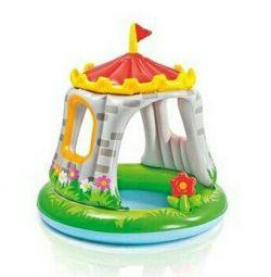 Pool Castle 122 * 122