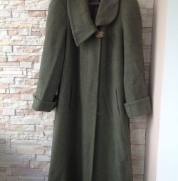 Coat drape spring / autumn 50-54 size, insulated