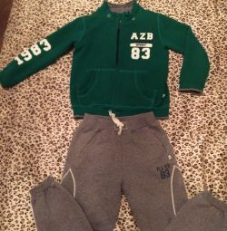 Tracksuit warm