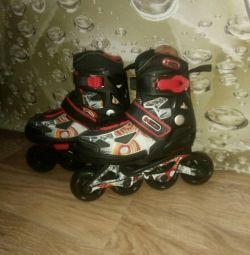 Roller skates.new