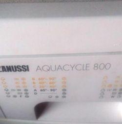 стиральная машина zanussi aquacycle 800