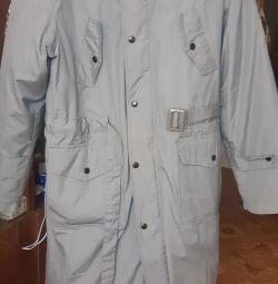 Parka Cloak for men