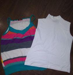 Women's T-shirts.