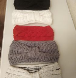 🙆 Benzi tricotate. Cele noi.