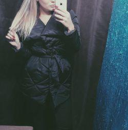 Пальто новое на весну