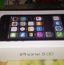 IPhone 5S. O mică reducere este posibilă!