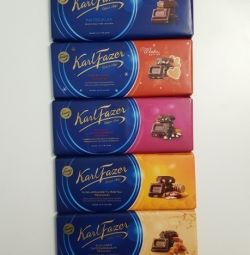 Шоколад Фазер Fazer