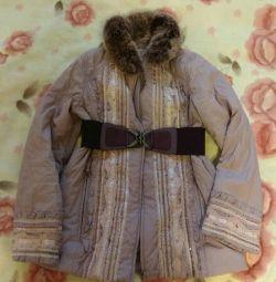Απαλό σακάκι φθινοπώρου-χειμώνα