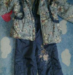 Demi-season suit 98rr