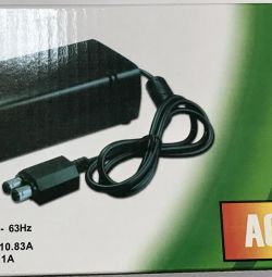 Xbox 360 Slim Adaptor de alimentare de curent alternativ