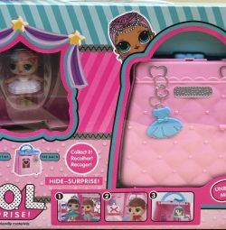 House for LOL doll.