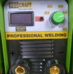 Inverter welding machine ProCraft 330