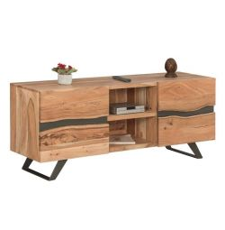 HM8174 FURNITURE TV DIN AQUA NATURAL 160 WOOD