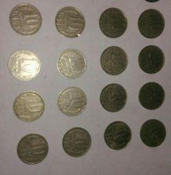 10 kopecks 1962, 20 pieces