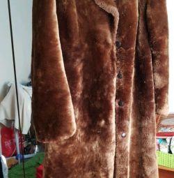 Γούνινο παλτό από αμόλυντο σελ. 46-48, ανταλλαγή