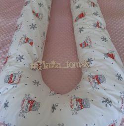 Pillow for pregnant women