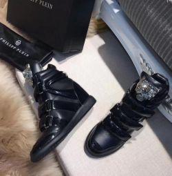 Çizmeler Philipp Plein
