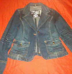 Jeans Jacket Jacket