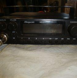 car radio megajet mj-3031