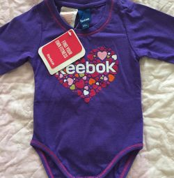 Reebok for 6-9 months