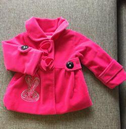 Дитяче пальто.