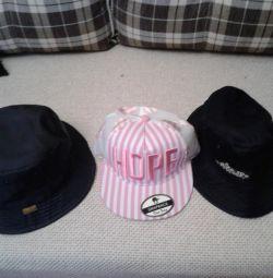 шляпки имп