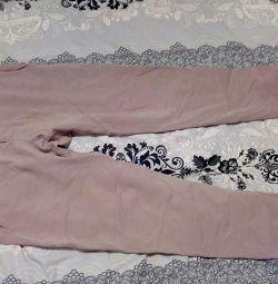 Pantaloni cu mama