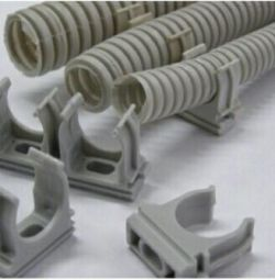 Η θήκη με μάνδαλο (κλιπ) για σωλήνες 16 mm