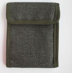 Velcro wallet