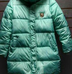 Пуховик (куртка) женский италия