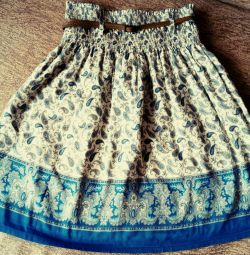 Νέα φούστα zara
