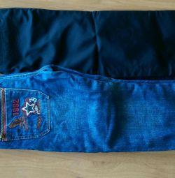 Брюки + зимние джинсы (цена за 2)