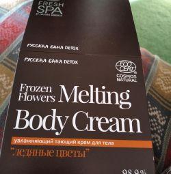 Crema de corp pentru topire hidratantă