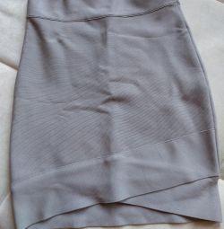 Skirt BCBG XS bondage new