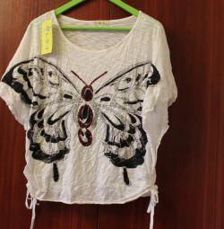 Νέο μπλουζάκι, μέγεθος 52-54