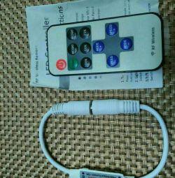 Контроллер для светодиодной ленты!