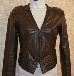 Yeni serin deri ceket