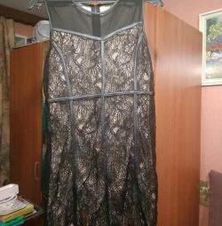 Вечернее платье, короткое.