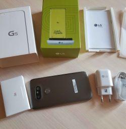 LG G5 32Gb gri nou