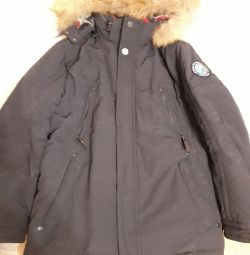 Winter male jacket